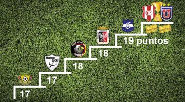 Cinco equipos van por el último premio