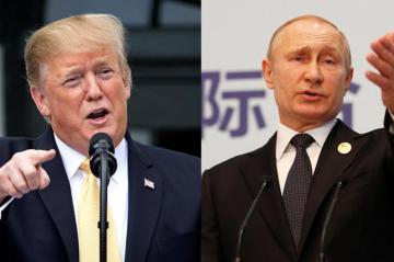 Trump revela que Rusia no piensa intervenir en Venezuela