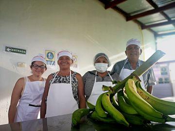 Agricultores avanzan con planes de negocio en Bolivia y otros países