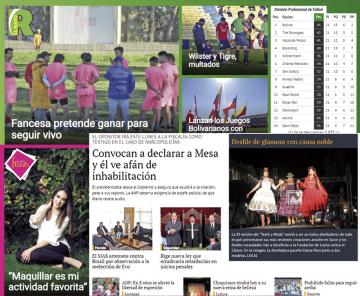 CORREO DEL SUR ofrece nueva experiencia digital