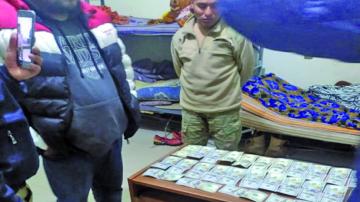 Aprehenden a militar ebrio en vehículo oficial en Oruro