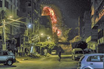 Israel y Gaza intercambian ataques y elevan tensión