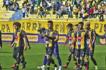 El Tigre juega bajo presión