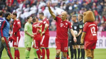 El Bayer dio un nuevo paso hacia el título alemán