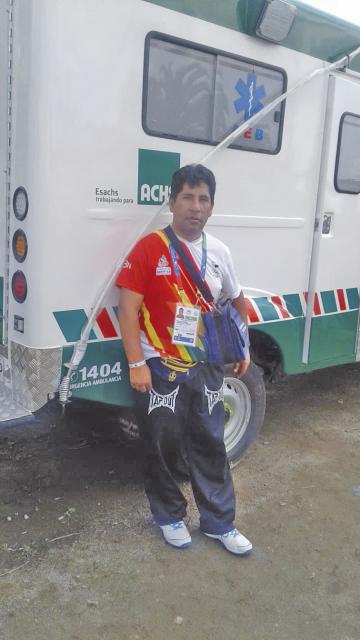 Doctor Cárdenas asistirá a congreso Panamericano