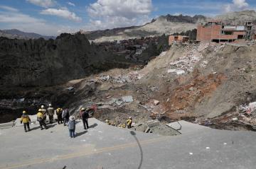 Damnificados por deslizamiento recibirán viviendas del Gobierno desde este lunes