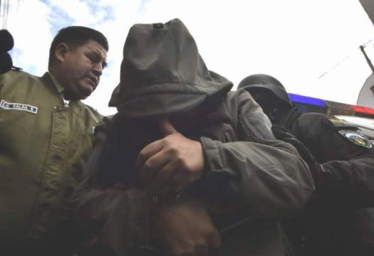 Encarcelan a Medina en zona de aislamiento
