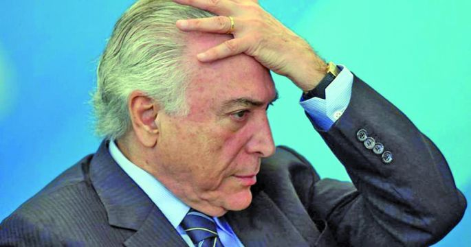 Tribunal ordena retorno de Michel Temer a prisión