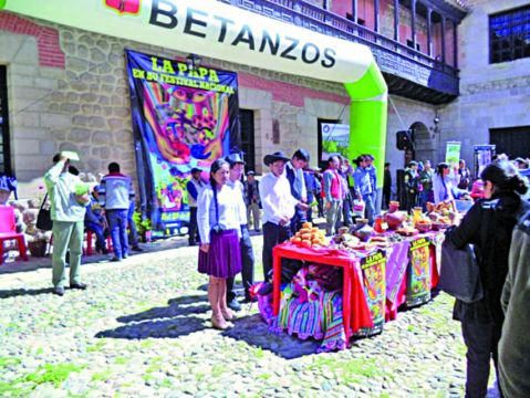 Betanzos alista Festival Nacional de la Papa
