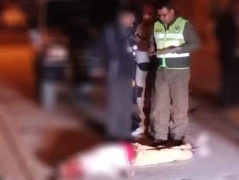 Policía localiza a chofer que atropelló y provocó muerte de persona en Alto Delicias