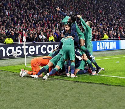 Tottenham logra el milagro