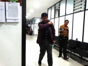 Juez suspende audiencia porque Ceballos se presentó sin abogado defensor