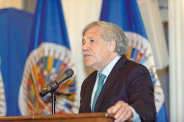 Visita de Almagro a Evo inquieta a la oposición