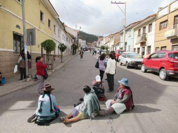 ¿Qué preocupa a vecinos de los distritos de Sucre?