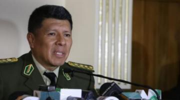 Excomandante revela que Gonzalo Medina fue ratificado en la Felcc por orden de Romero