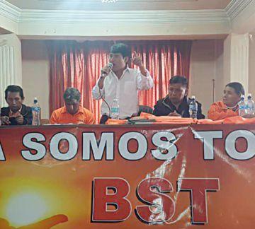 Bolivia Somos Todos reelige a Damián Condori