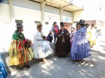 Celebración gremial inicia con festival