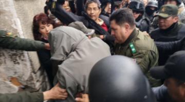 Ordenan nuevo traslado de Medina y Moreira, ahora a la cárcel Palmasola