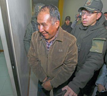 Envían a prisión a edil de Achacachi por corrupción