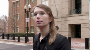 Liberan a exanalista de inteligencia Chelsea Manning