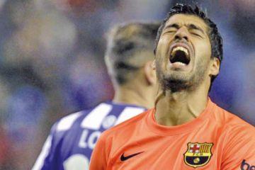 Luis Suárez será baja en el Barça tras operación