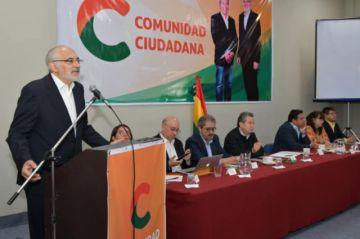 Comunidad Ciudadana apostará al área rural