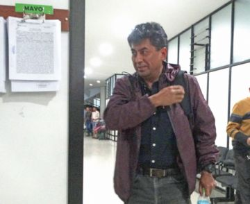 Incierta la situación legal del exmagistrado Ceballos