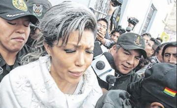 Gabriela Zapata regresa a un tribunal tras seis meses