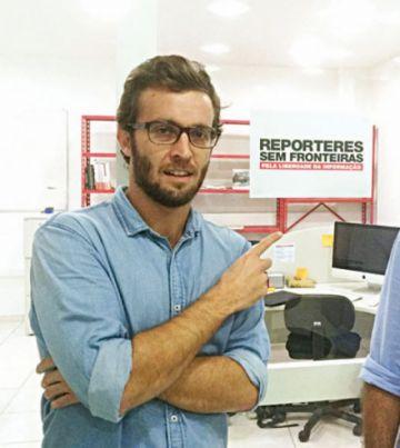 """RSF considera a Evo """"depredador de la libertad de prensa"""""""
