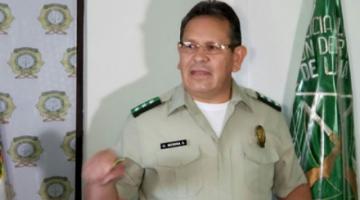 Romero admite haber sugerido que Medina sea ratificado en la Felcc cruceña