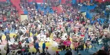 Pelea campal en el MAS provoca fuertes críticas