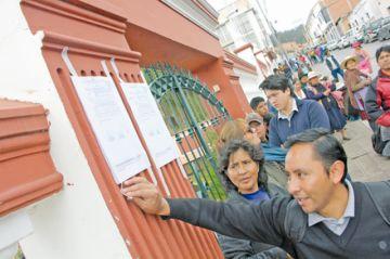 Constructoras en emergencia por deudas de la Alcaldía