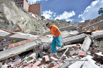 Kantutani: diez familias regresan a sus hogares