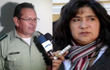 Ministro Romero procesa a la diputada Costa y al coronel Medina por difamación