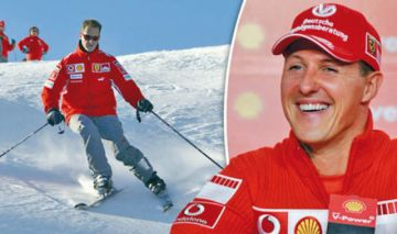Presentarán documental de Schumacher