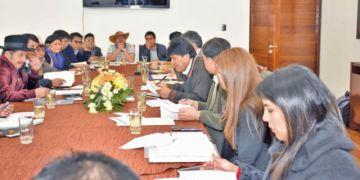 Morales define agenda de  cinco días en Chuquisaca