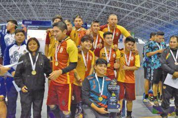 Equipo Capital se corona en Nacional de handball