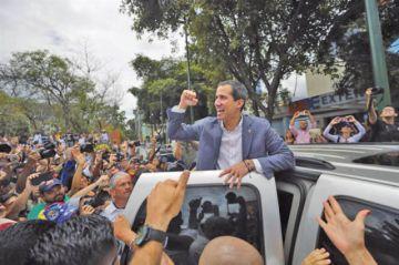 OEA pide la liberación de segundo de Juan Guaidó