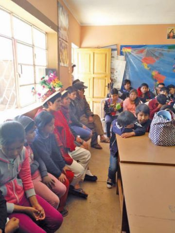 Quila Quila: Niños escogen a dos representantes