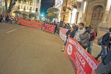 Codeinca pide protestar el 25 de Mayo contra Evo