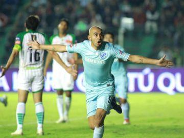 Bolívar, campeón de fútbol boliviano