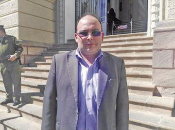 Magistrado Franco  reemplaza a Ceballos en el Constitucional