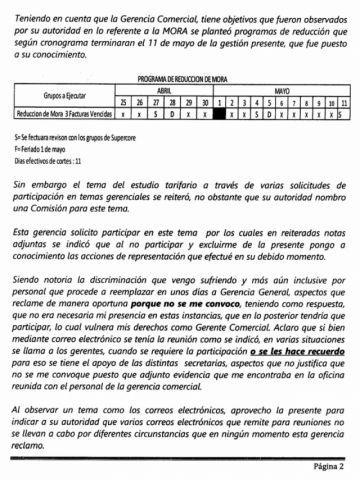 Revelan supuesta discriminación en Cessa