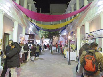 Expo Mujer oferta una variedad de productos del país