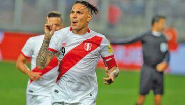 Perú llama a su Guerrero
