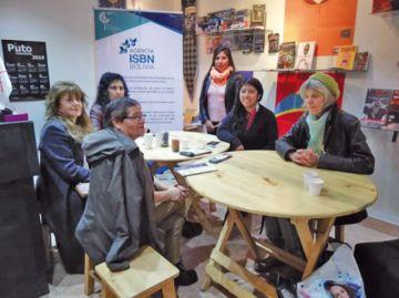 ISBN promueve registro de libros entre autores locales