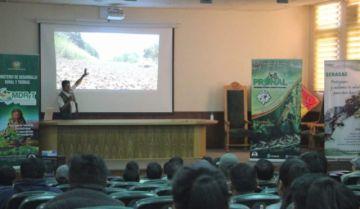 Bolivia toma previsiones para posible reaparición de langostas voladoras