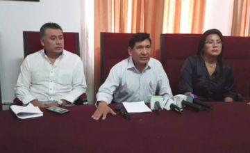 Mira el anuncio de suspensión de funciones de juez Paniagua