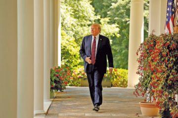 Trump esboza proyecto para limitar inmigración