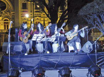 Festival de Guitarras cierra con homenaje a músicos
